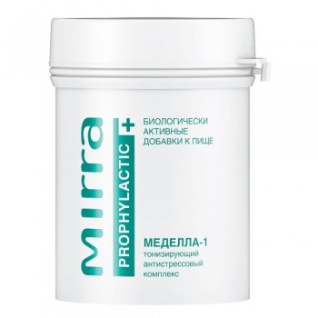 Medella - 1 toning anti-stress complex of Biologically active additives to food supplements