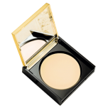 Universal compact powder with a matte effect - warm beige look at mirra.ru.com