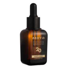 ANTI-AGE serum mirra.ru com