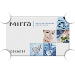 A set of cards preferred customer to look at mirra.ru.com
