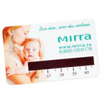 Thermometer gift to look at mirra.ru.com